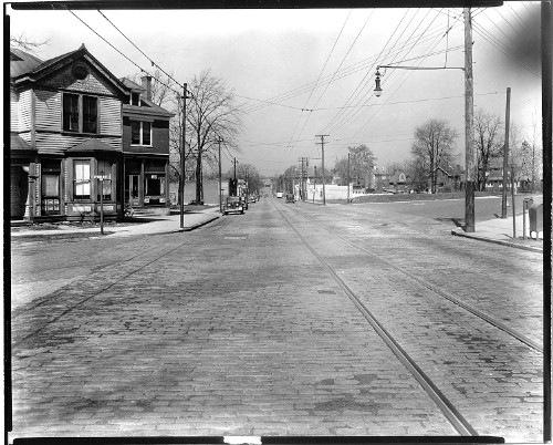 Cheviot at Harrison Ave and Epworth Ave