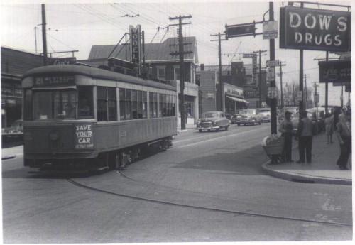 Streetcar 1951