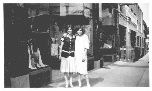 Elite Dress Shop 1928