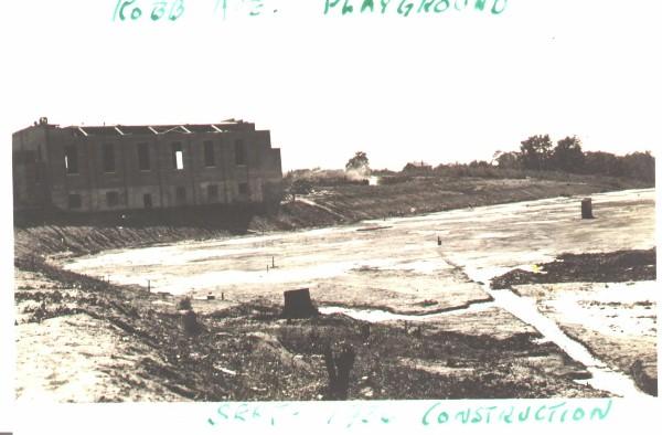 Cheviot fieldhouse 1936